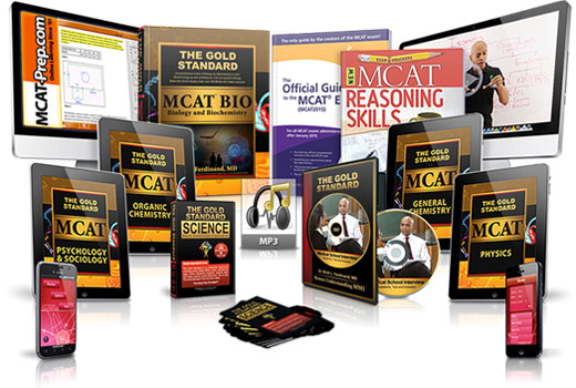 MCAT Home Study Package
